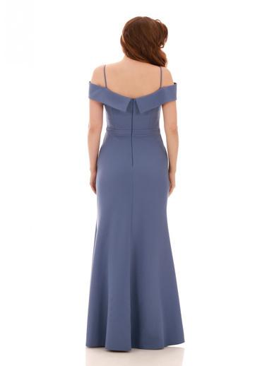 Pierre Cardin Elbise İndigo
